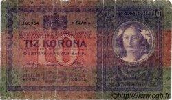 10 Kronen AUTRICHE  1904 P.009 B+