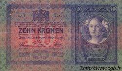10 Kronen AUTRICHE  1904 P.009 TB+