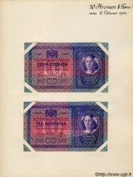 10 Kronen AUTRICHE  1904 P.009s SPL