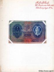 20 Kronen faux AUTRICHE  1907 P.010x B