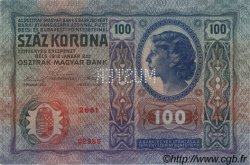 100 Kronen AUTRICHE  1912 P.012s SPL