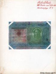 100 Kronen AUTRICHE  1912 P.012x TTB