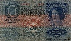 20 Kronen AUTRICHE  1913 P.013 SUP