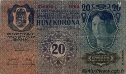 20 Kronen AUTRICHE  1913 P.014 B+