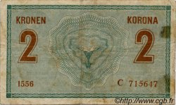 2 Kronen AUTRICHE  1914 P.017b TB