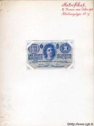 2 Kronen AUTRICHE  1914 P.017x TTB