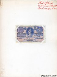 2 Kronen AUTRICHE  1914 P.017x pr.TTB