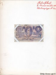 2 Kronen AUTRICHE  1914 P.017x B+