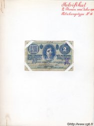 2 Kronen AUTRICHE  1914 P.017x TB