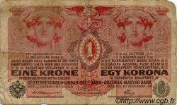 1 Krone AUTRICHE  1916 P.020 B