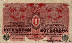 1 Krone AUTRICHE  1916 P.020 TB