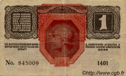 1 Krone AUTRICHE  1916 P.020 TTB