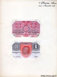 1 Krone AUTRICHE  1916 P.020s SPL+