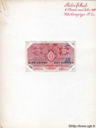 1 Krone AUTRICHE  1916 P.020x TB+