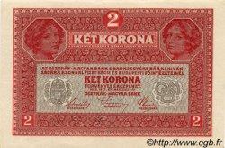 2 Kronen AUTRICHE  1917 P.021 SPL