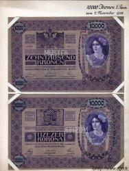 10000 Kronen AUTRICHE  1918 P.025s pr.NEUF