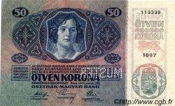 50 Kronen AUTRICHE  1920 P.046s NEUF