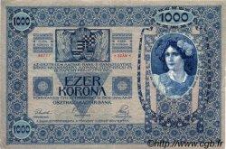 1000 Kronen AUTRICHE  1920 P.048 pr.SPL