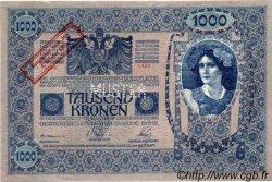 1000 Kronen AUTRICHE  1920 P.048s NEUF
