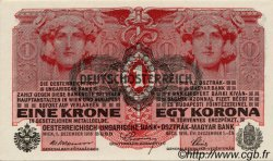 1 Krone AUTRICHE  1919 P.049 NEUF