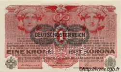 1 Krone AUTRICHE  1919 P.049s NEUF