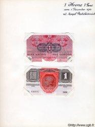 1 Krone AUTRICHE  1919 P.049s pr.NEUF