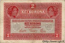 2 Kronen AUTRICHE  1919 P.050 TB