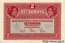 2 Kronen AUTRICHE  1919 P.050 SUP
