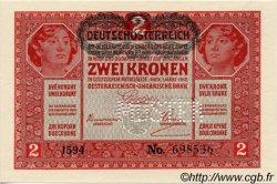 2 Kronen AUTRICHE  1919 P.050s pr.NEUF