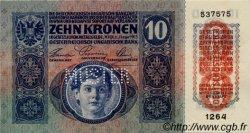 10 Kronen AUTRICHE  1919 P.051as SPL+