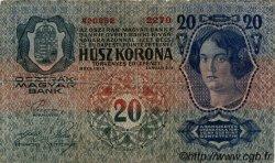 20 Kronen AUTRICHE  1919 P.052 TB