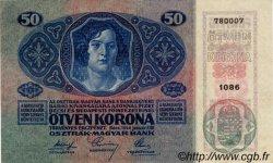 50 Kronen AUTRICHE  1919 P.054a pr.NEUF
