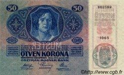 50 Kronen AUTRICHE  1919 P.054as SPL+