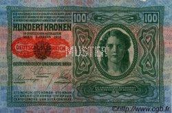 100 Kronen AUTRICHE  1919 P.055s pr.NEUF