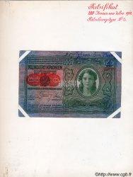 100 Kronen AUTRICHE  1919 P.055x TB+
