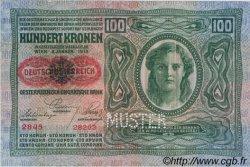 100 Kronen AUTRICHE  1919 P.056s pr.NEUF