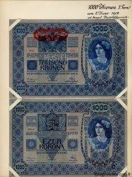 1000 Kronen AUTRICHE  1919 P.057s SPL