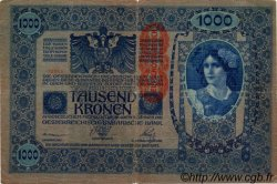1000 Kronen AUTRICHE  1919 P.059 B