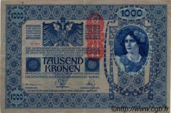 1000 Kronen AUTRICHE  1919 P.059 TB