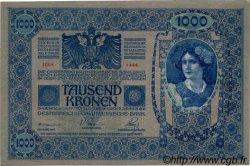 1000 Kronen AUTRICHE  1919 P.059 pr.NEUF
