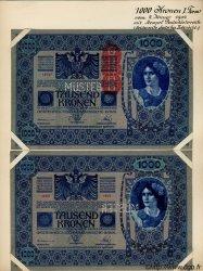 1000 Kronen AUTRICHE  1919 P.059s SPL