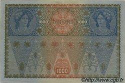 1000 Kronen AUTRICHE  1919 P.060 TTB