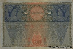 1000 Kronen AUTRICHE  1919 P.061 B