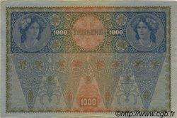 1000 Kronen AUTRICHE  1919 P.061 TB
