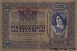 10000 Kronen AUTRICHE  1919 P.062a pr.TB