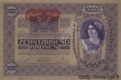 10000 Kronen AUTRICHE  1919 P.062as pr.NEUF