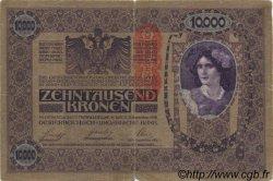 10000 Kronen AUTRICHE  1919 P.064 B