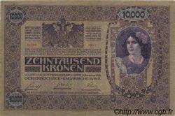 10000 Kronen AUTRICHE  1919 P.064 TTB