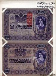 10000 Kronen AUTRICHE  1919 P.064s SPL