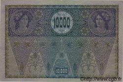 10000 Kronen AUTRICHE  1919 P.065 TTB